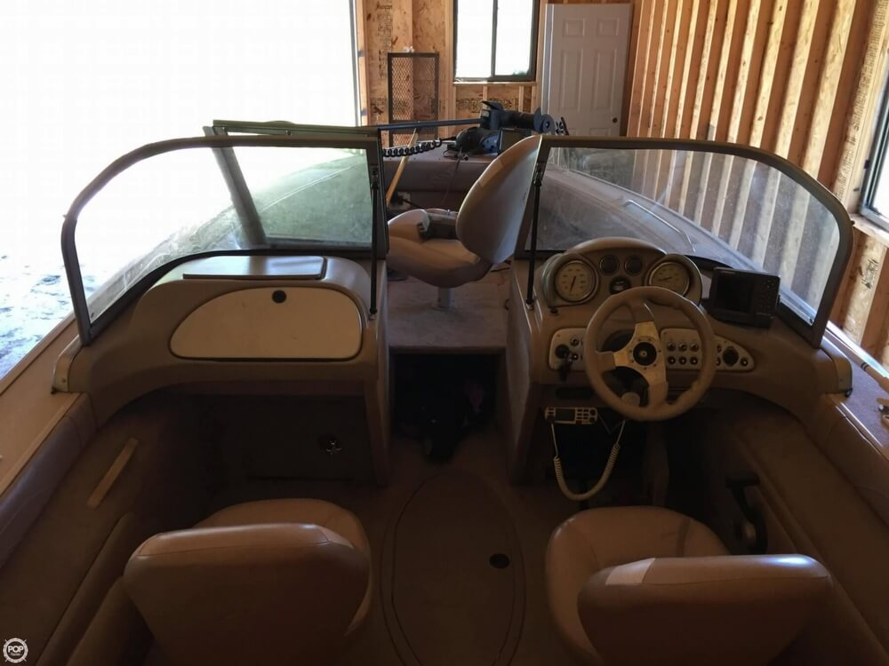 2008 Smoker Craft boat for sale, model of the boat is 192 Ultima & Image # 12 of 13