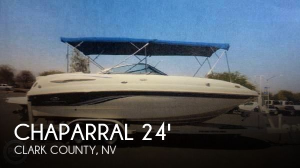 Used Chaparral 24 Boats For Sale by owner | 2005 Chaparral 24