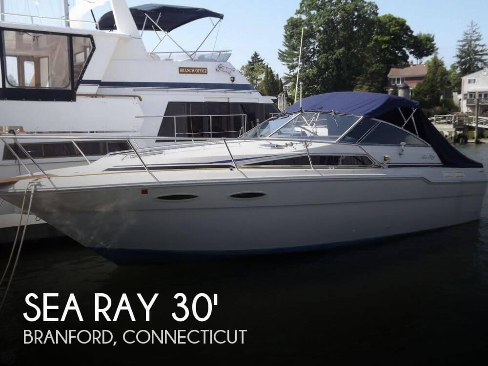 1988 Sea Ray 300 Sundancer - Photo #1