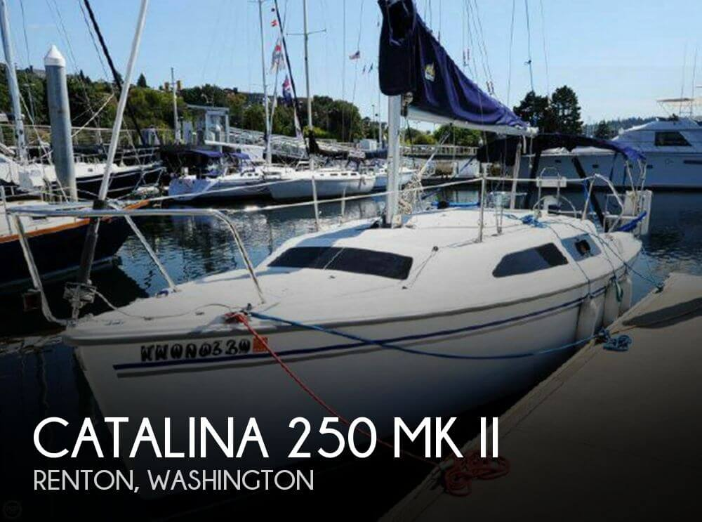 2004 CATALINA YACHTS 250 MK II for sale