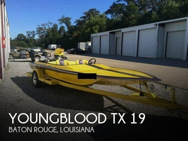 1979 Youngblood TX 19 - Photo #1