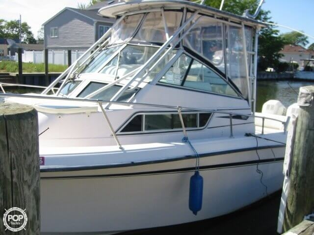 1996 Grady-White 272 Sailfish - Photo #20