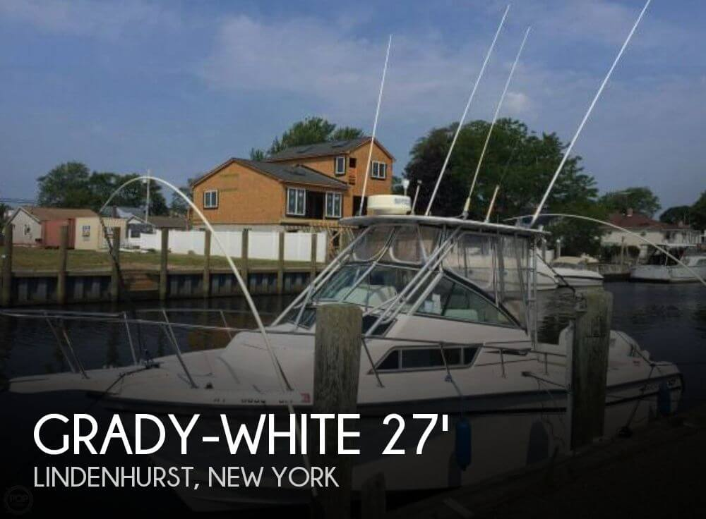 1996 Grady-White 272 Sailfish - Photo #1