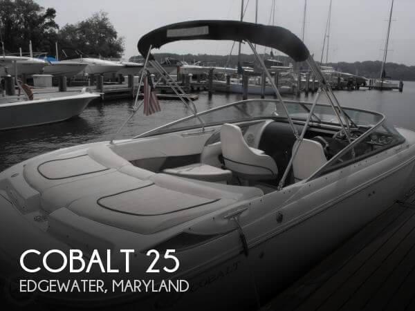2004 Cobalt 25 - Photo #1