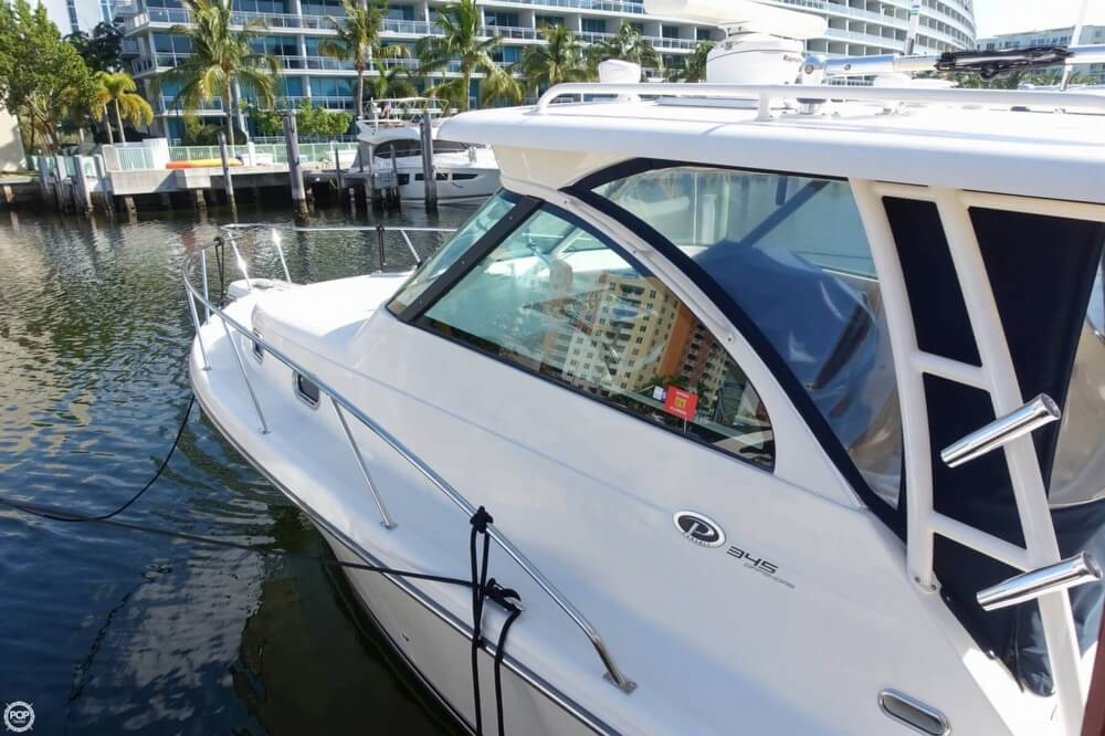 2009 Pursuit 345 Offshore - Photo #6
