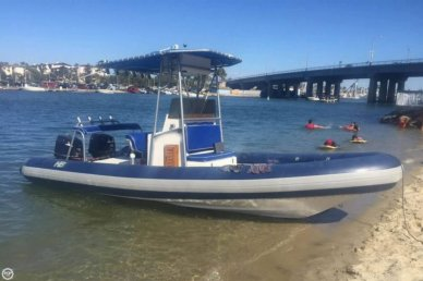 HBI 20.6 Rigid Inflatable Boat, 20', for sale - $20,000