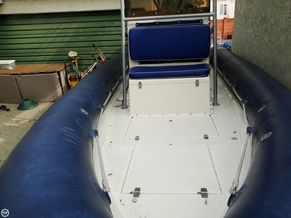 1989 HBI 20.6 Rigid Inflatable Boat - Photo #7