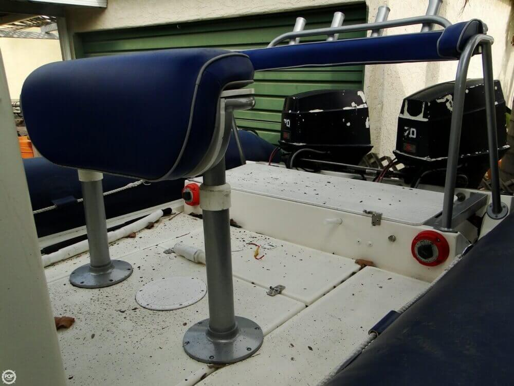 1989 HBI 20.6 Rigid Inflatable Boat - Photo #11
