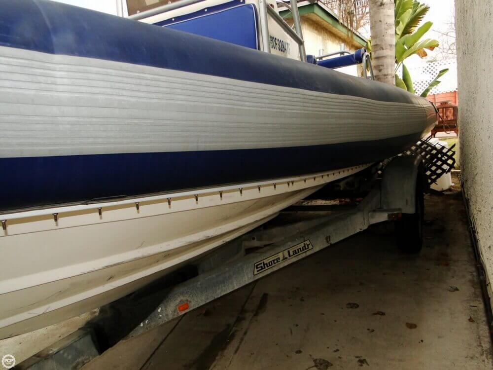 1989 HBI 20.6 Rigid Inflatable Boat - Photo #25