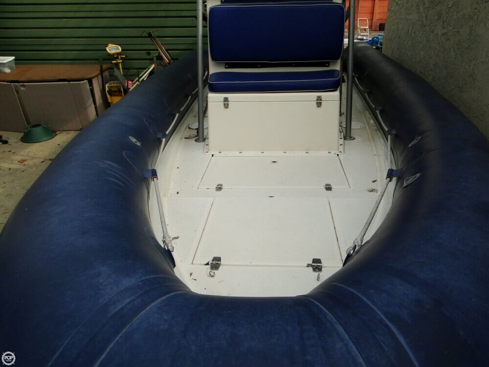 1989 HBI 20.6 Rigid Inflatable Boat - Photo #27