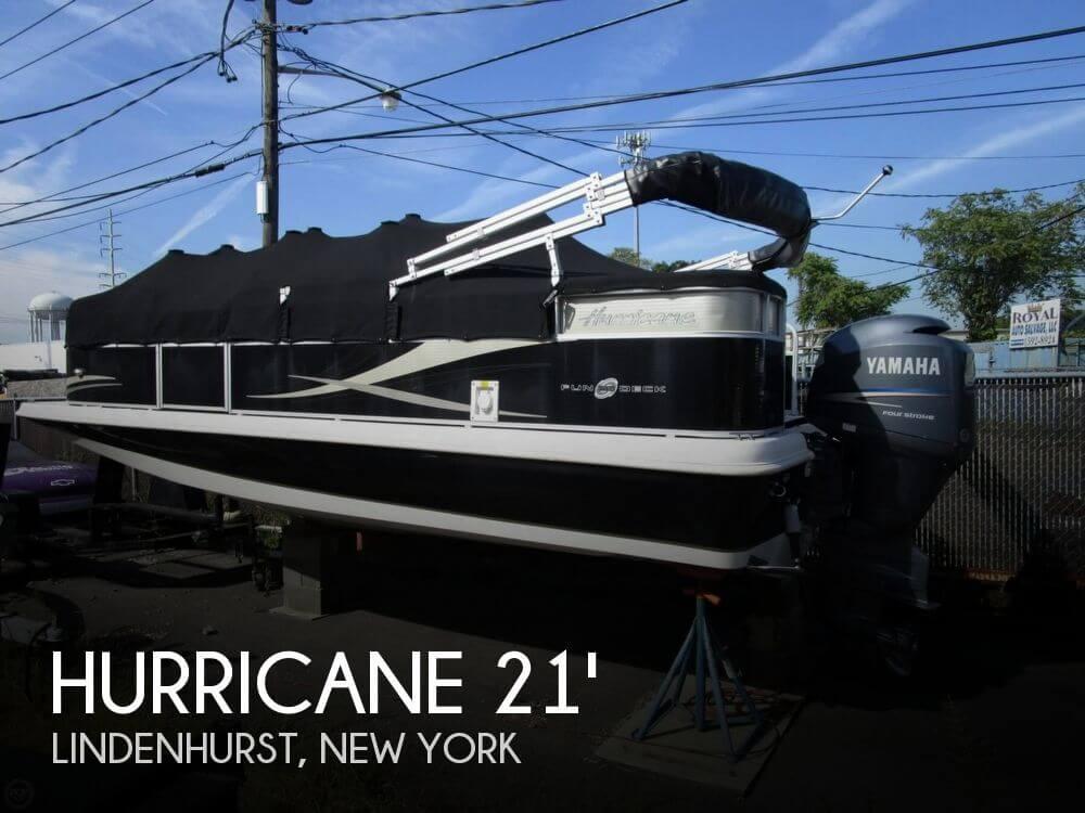 2011 Hurricane Fundeck 216 - Photo #1