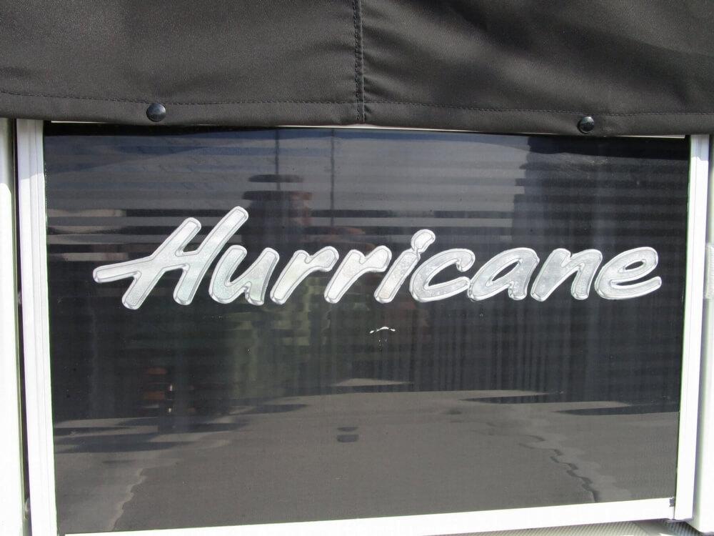2011 Hurricane Fundeck 216 - Photo #15