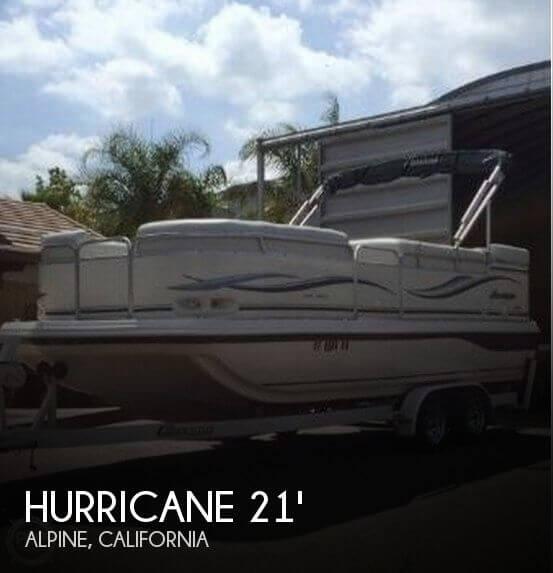 2003 Hurricane FunDeck 218 RE - Photo #1