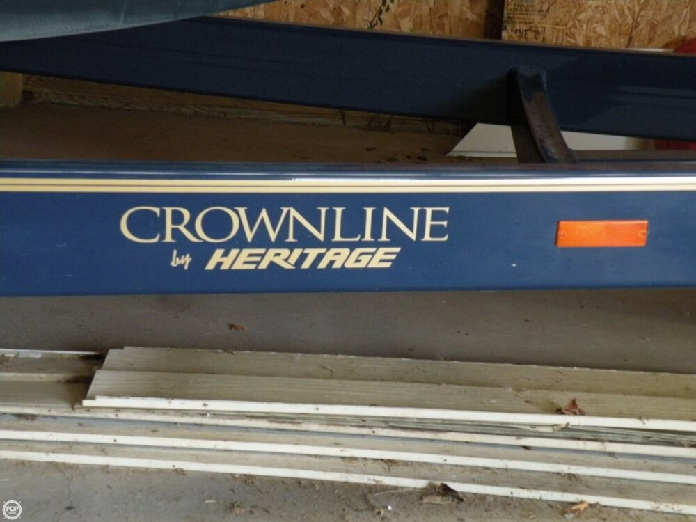 1998 Crownline 266 CCR - Photo #24