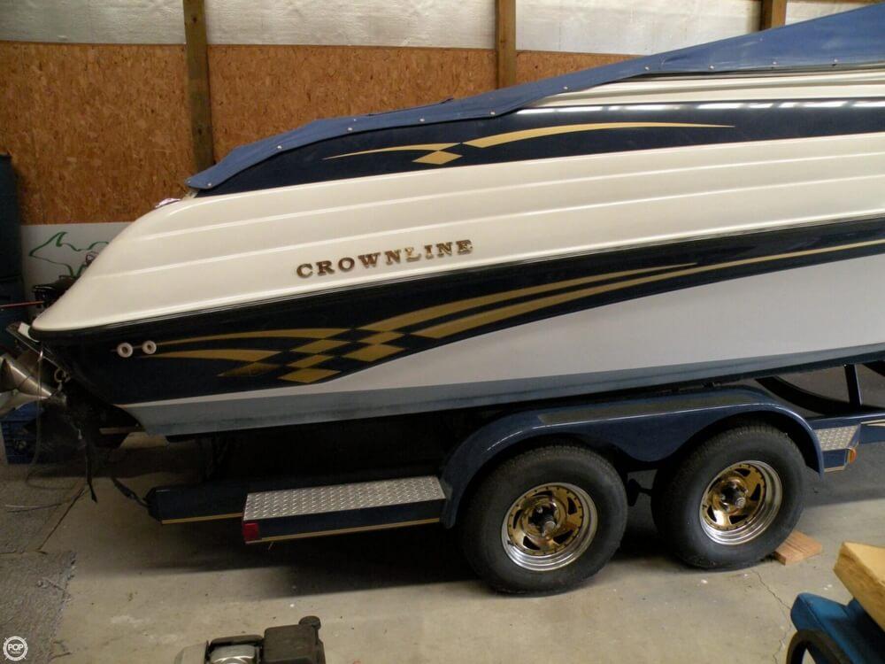 1998 Crownline 266 CCR - Photo #10