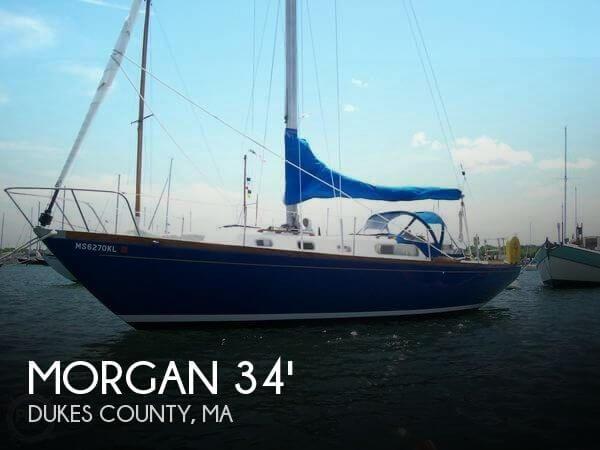 1967 Morgan 34 Centerboard Sloop - Photo #1
