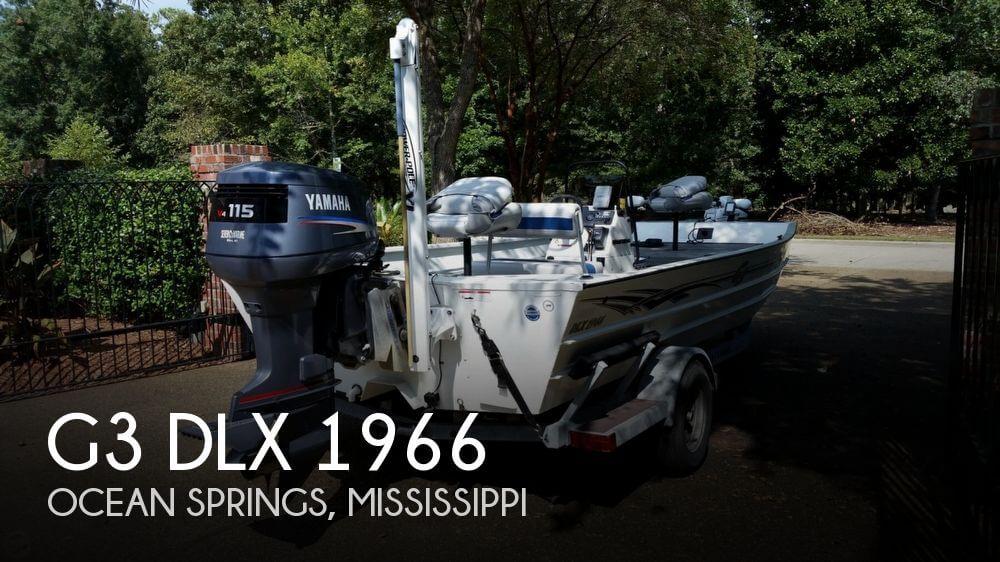 2008 G3 DLX 1966 - Photo #1