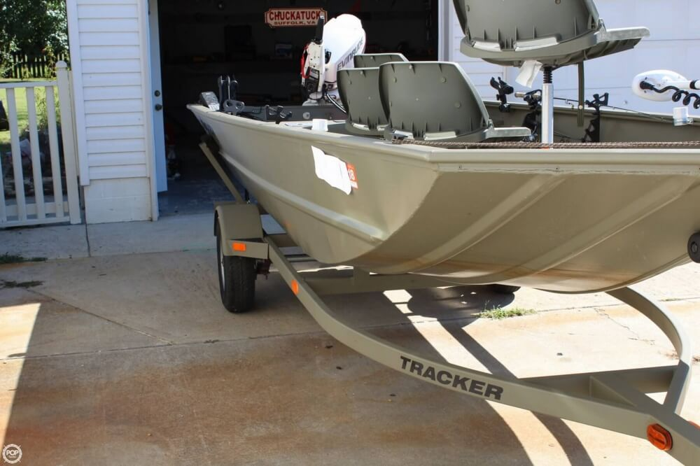 2014 Tracker 1754 Grizzly - Photo #24
