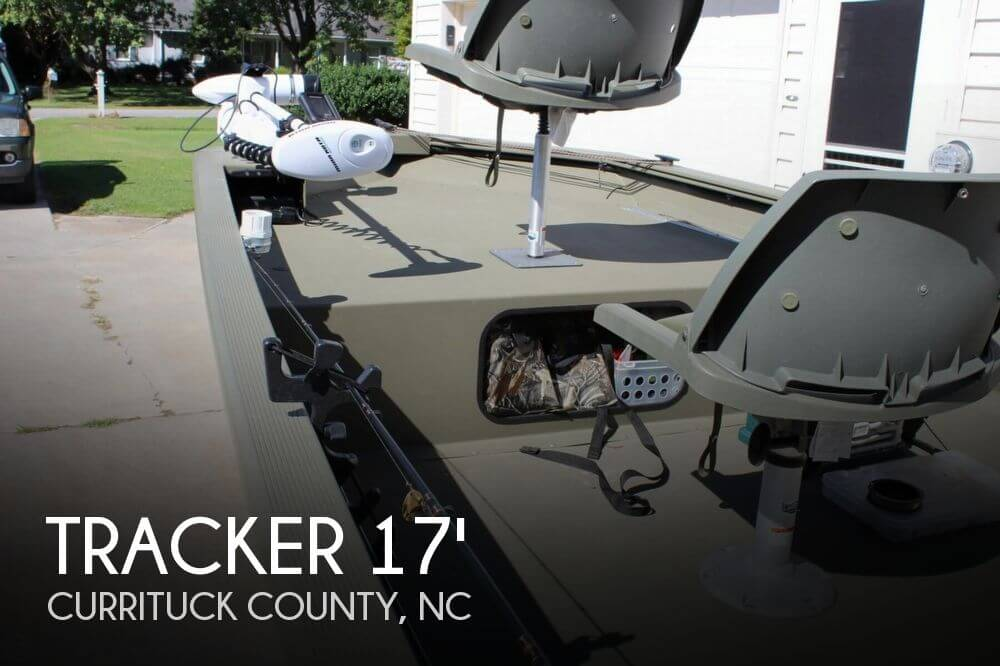 2014 Tracker 1754 Grizzly - Photo #1
