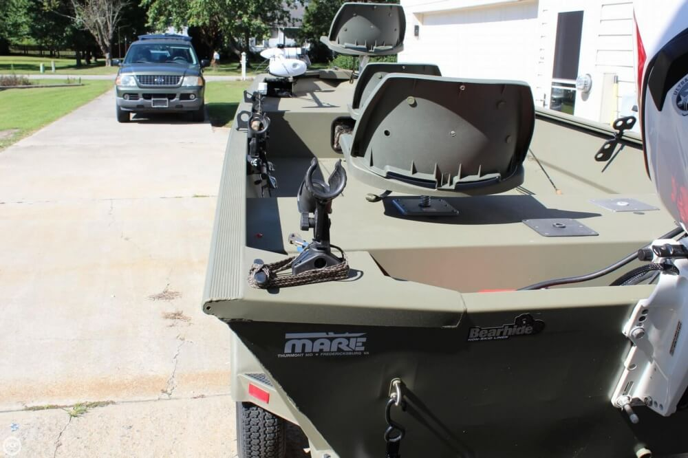 2014 Tracker 1754 Grizzly - Photo #34