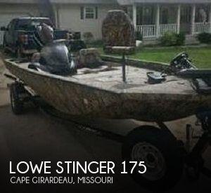2013 Lowe Stinger 175 - Photo #1