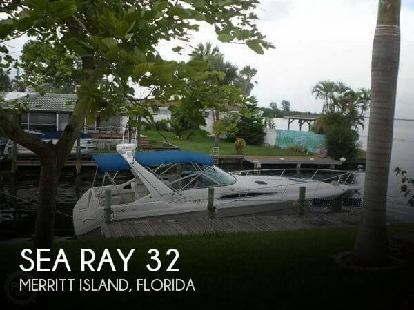 Used Sea Ray 32 Boats For Sale by owner | 1993 Sea Ray 32