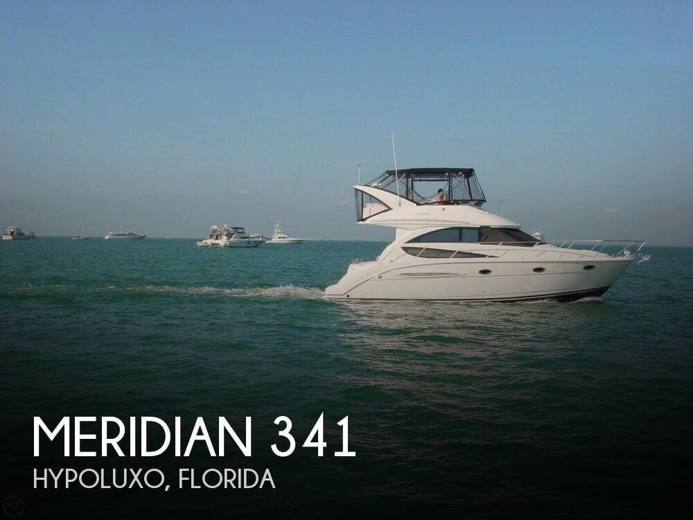 2006 Meridian 341 - Photo #1