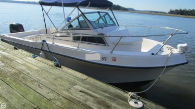 Grady-White 204 Overnighter, 20', for sale - $19,900