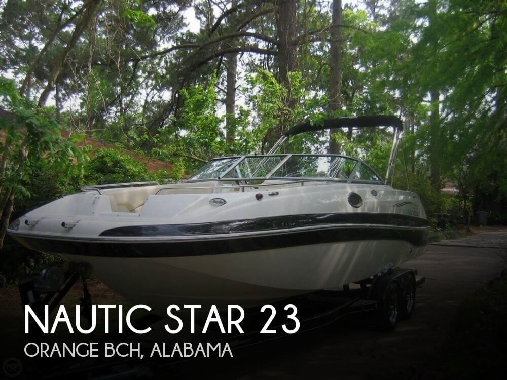 2006 Nautic Star 23 for sale