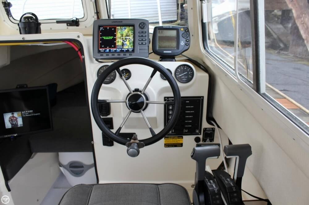 2006 C-Dory boat for sale, model of the boat is 22 Cruiser & Image # 13 of 40
