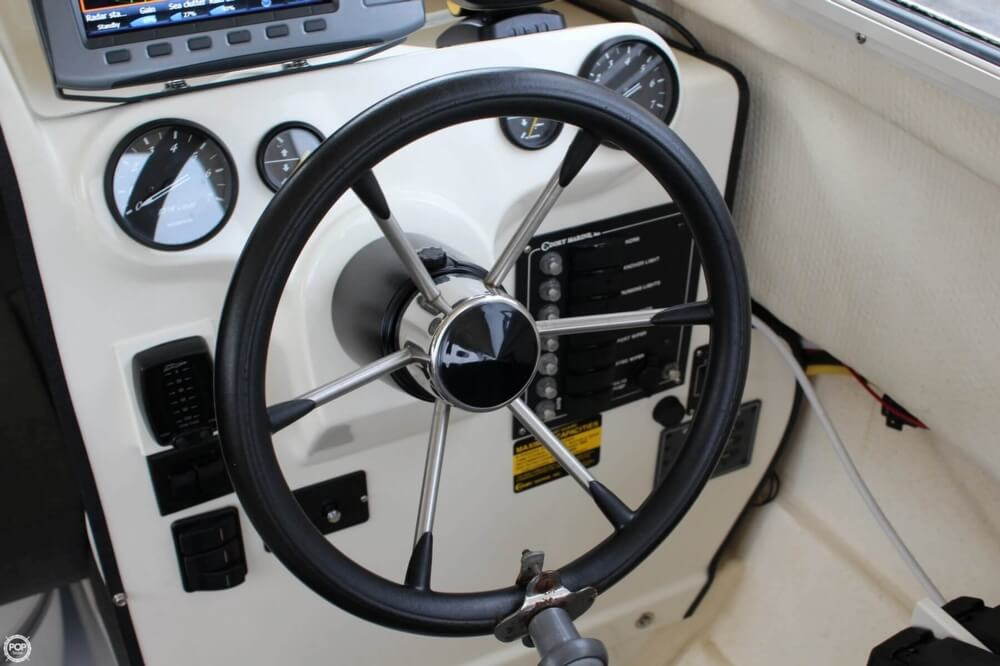 2006 C-Dory boat for sale, model of the boat is 22 Cruiser & Image # 19 of 40