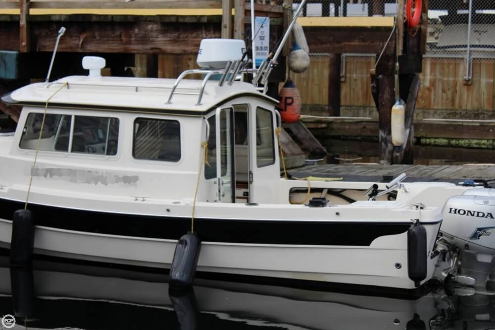 2006 C-Dory boat for sale, model of the boat is 22 Cruiser & Image # 39 of 40