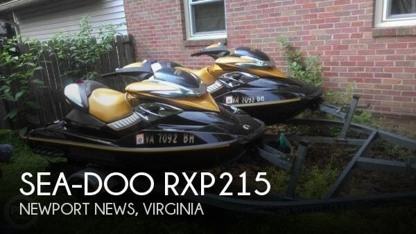 2006 SEA DOO PWC RXP215 for sale