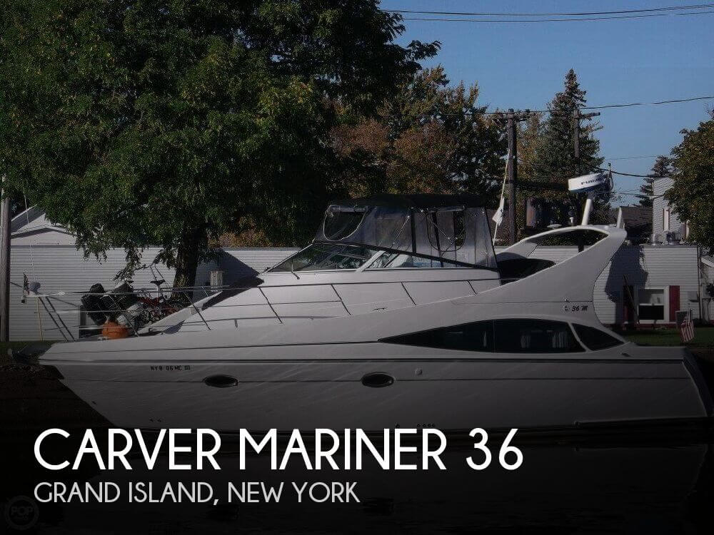 Used Carver Boats For Sale by owner | 2006 Carver 37
