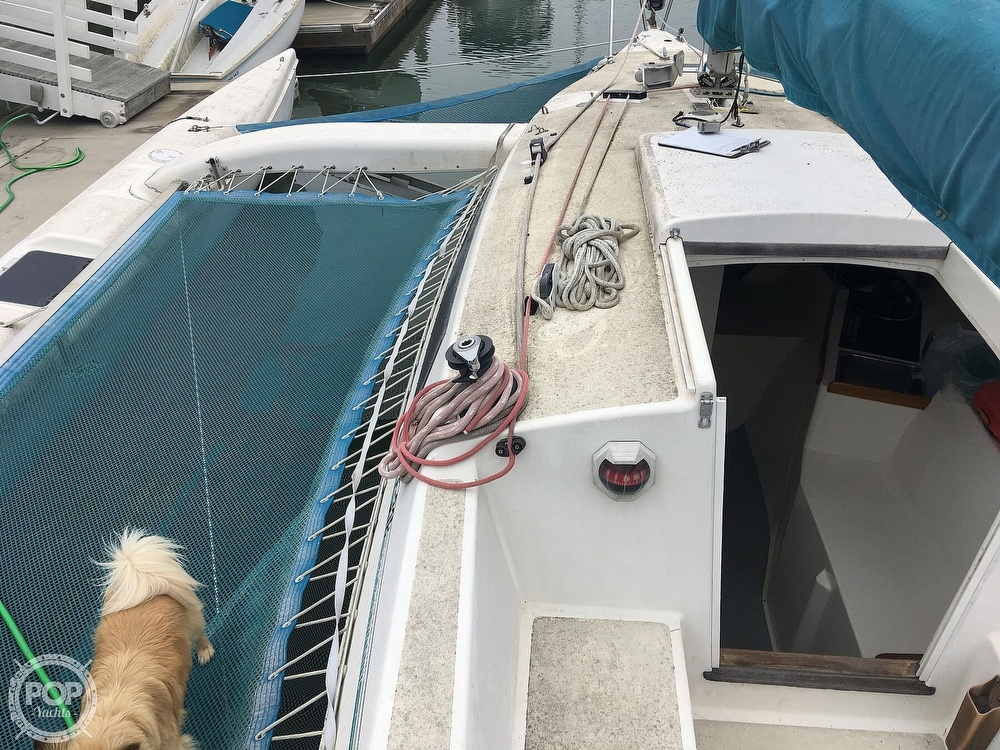 1999 Corsair Marine boat for sale, model of the boat is F31R & Image # 7 of 40