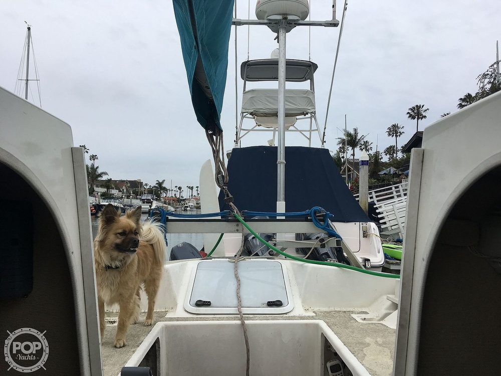 1999 Corsair Marine boat for sale, model of the boat is F31R & Image # 9 of 40