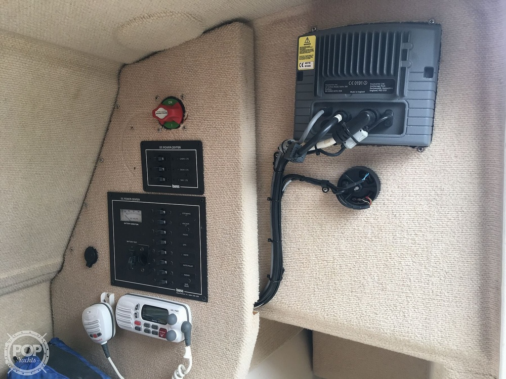 1999 Corsair Marine boat for sale, model of the boat is F31R & Image # 13 of 40