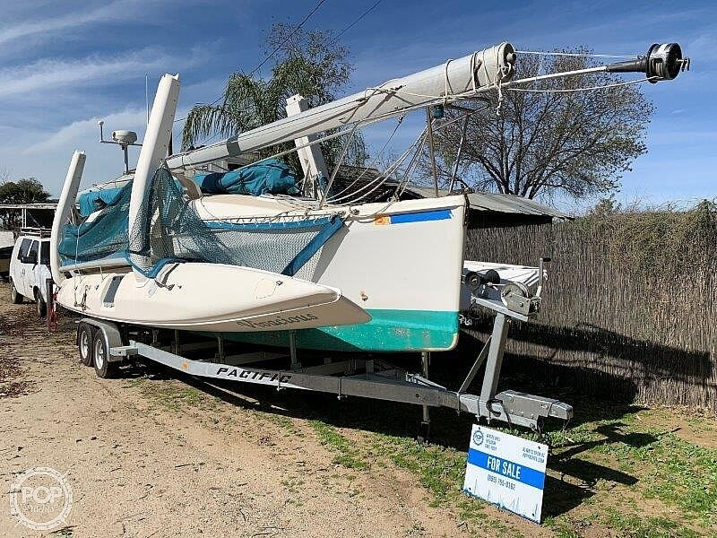 1999 Corsair Marine boat for sale, model of the boat is F31R & Image # 15 of 40