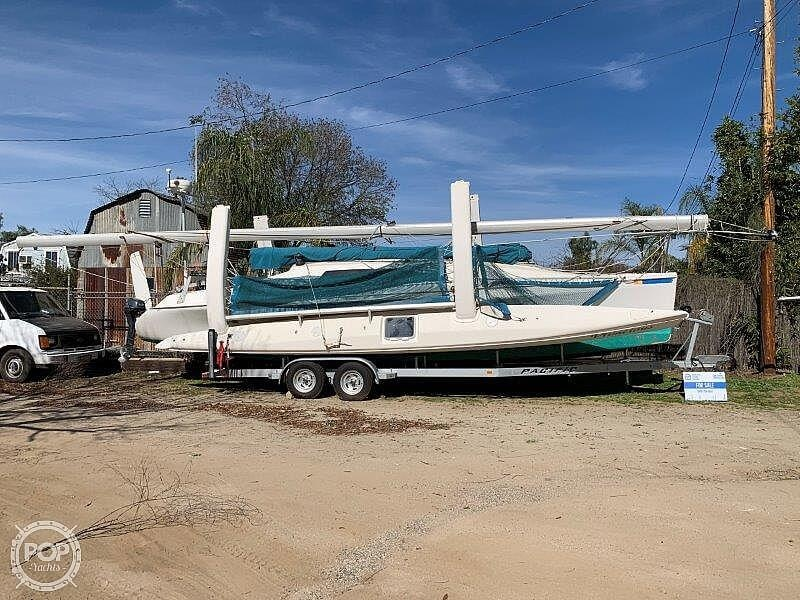 1999 Corsair Marine boat for sale, model of the boat is F31R & Image # 16 of 40