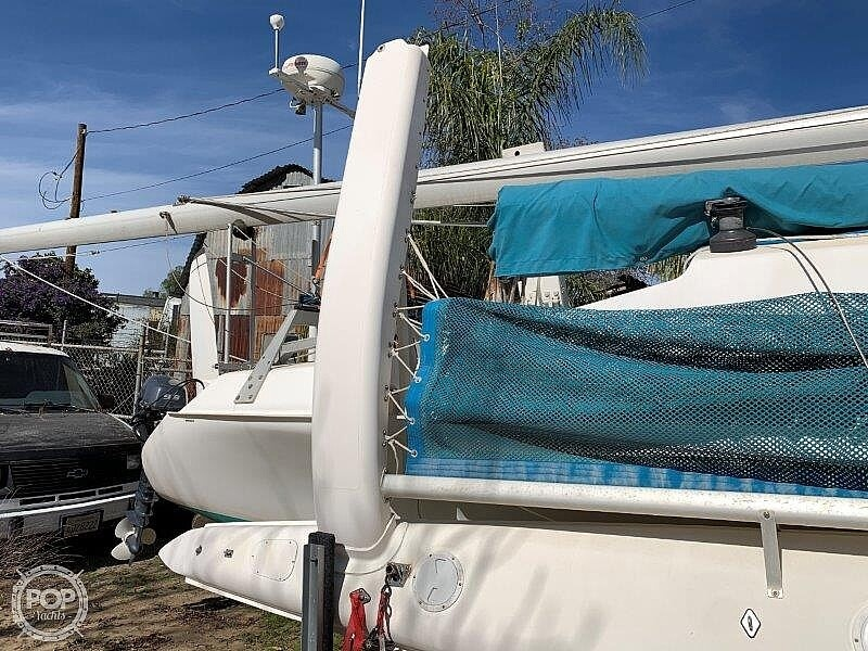 1999 Corsair Marine boat for sale, model of the boat is F31R & Image # 20 of 40
