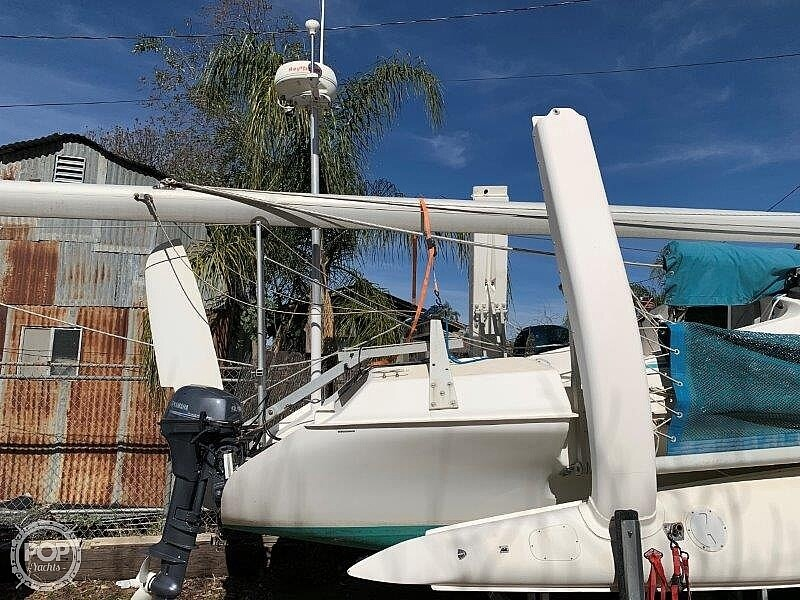 1999 Corsair Marine boat for sale, model of the boat is F31R & Image # 21 of 40