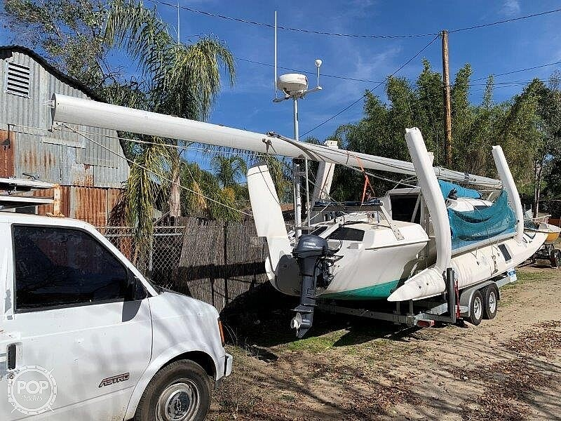 1999 Corsair Marine boat for sale, model of the boat is F31R & Image # 22 of 40