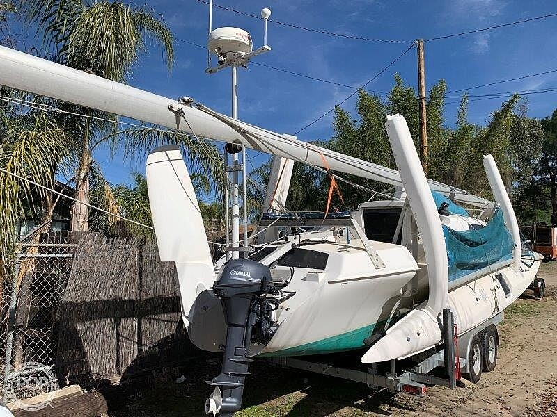 1999 Corsair Marine boat for sale, model of the boat is F31R & Image # 23 of 40