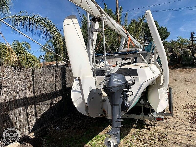 1999 Corsair Marine boat for sale, model of the boat is F31R & Image # 24 of 40