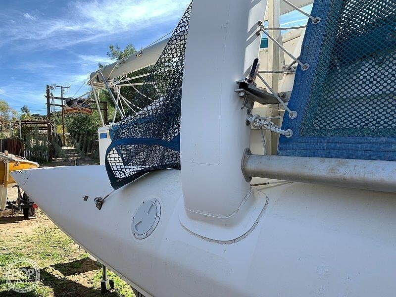 1999 Corsair Marine boat for sale, model of the boat is F31R & Image # 37 of 40