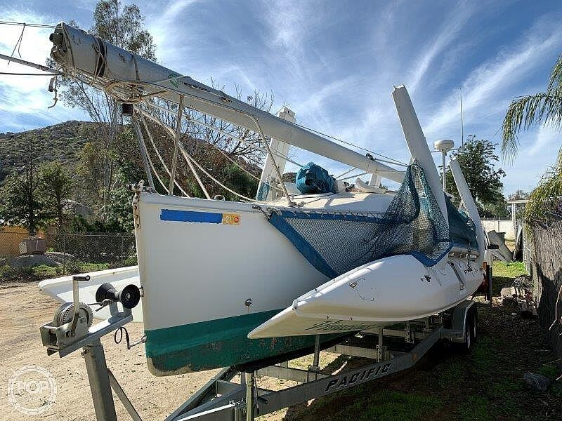 1999 Corsair Marine boat for sale, model of the boat is F31R & Image # 38 of 40