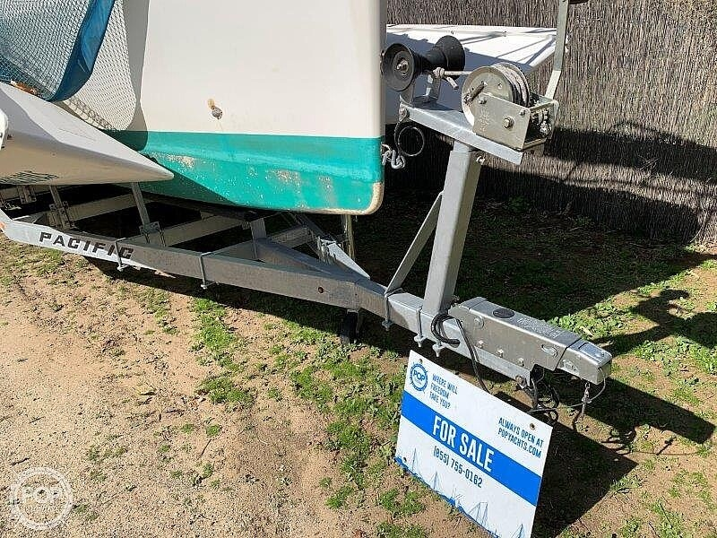1999 Corsair Marine boat for sale, model of the boat is F31R & Image # 40 of 40