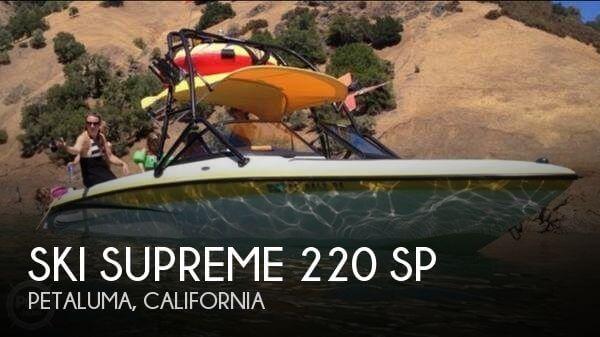2004 SUPREME 220 SP for sale
