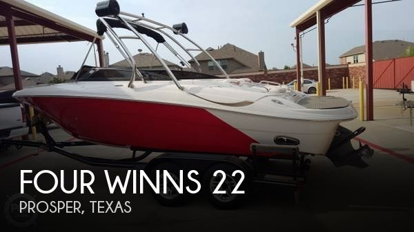 Used Four Winns Boats For Sale in Texas by owner | 2008 Four Winns 22