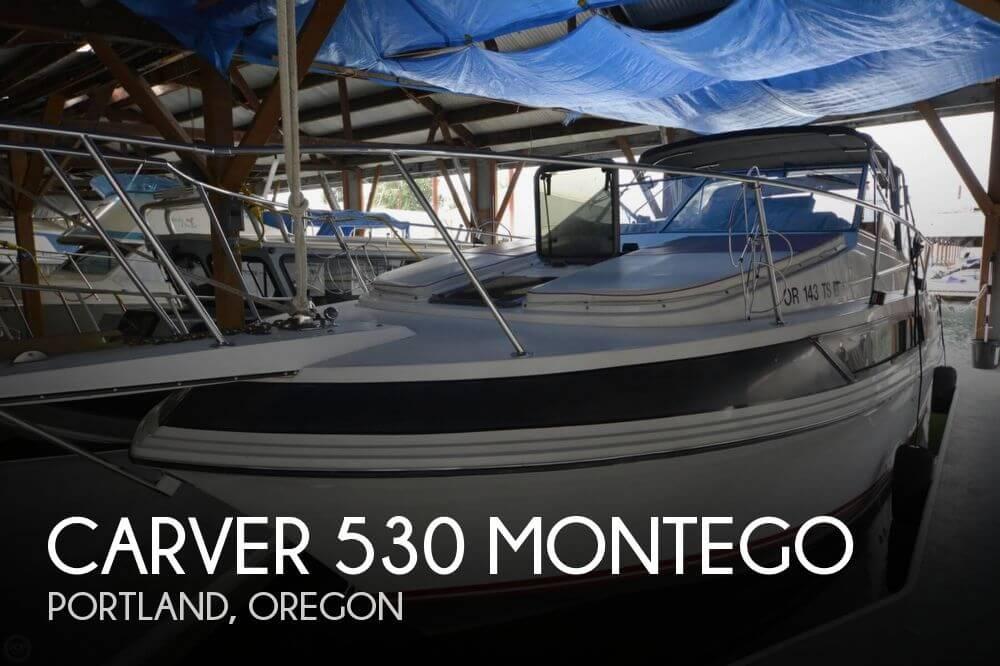1991 Carver 530 Montego - Photo #1